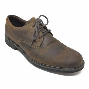 Men's Timberland Waterproof Oxfords Shoes Sz 11.5M